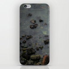sea foam  iPhone & iPod Skin