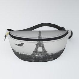 Eiffel Tower (Paris, France) Fanny Pack