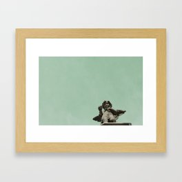 QUERUBIN Framed Art Print