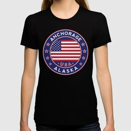 Anchorage, Alaska T-shirt
