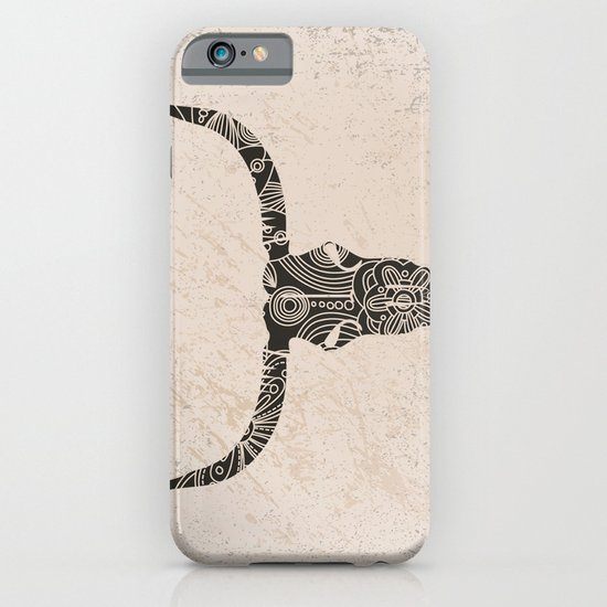 Longhorn Skull iPhone & iPod Case