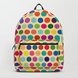 Geometric Pattern #4 Backpack