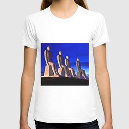 MAN AT SEA T-shirt