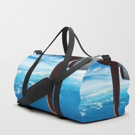 Above the Clouds Duffle Bag
