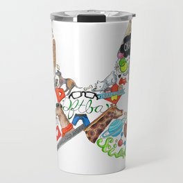 Don't Forget (Traditional) Travel Mug