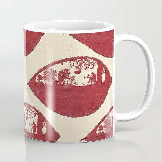 The Deer Maker Mug