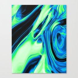 Raak Canvas Print