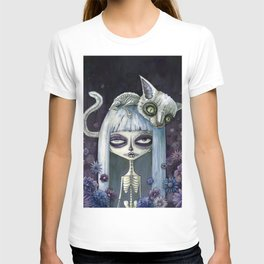 Felina de los muertos T-shirt