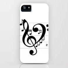 Love Music II Slim Case iPhone (5, 5s)
