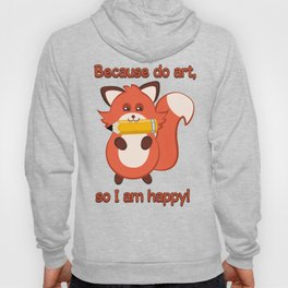 Commisions | foxy artist Hoody