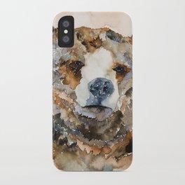 BEAR#3 iPhone Case