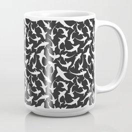 Sharks (inverted) Coffee Mug