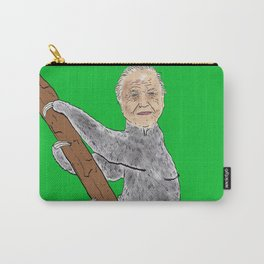 Sir Sloth Carry-All Pouch
