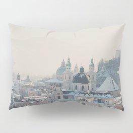 winter blues ... Pillow Sham