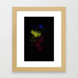 Emersion  Framed Art Print