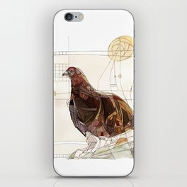 Infamous Grouse iPhone Skin