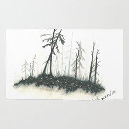 Forest Shadows Rug