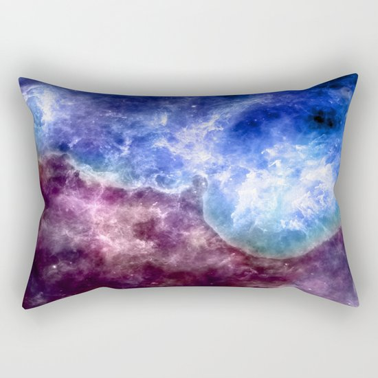 Wave of Neptune Rectangular Pillow