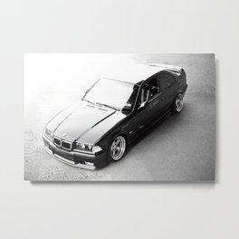 Anthony Care's 1998 BMW E36 M3 Metal Print