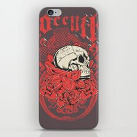 occult iPhone & iPod Skins featuring Occult Religion by Tshirt-Factory