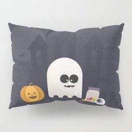 Halloween Ghost Pillow Sham