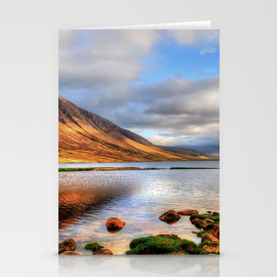 Loch Etive Stationery Cards