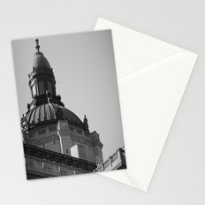In The District  Stationery Cards