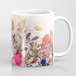 Meadow flowers. Shiny happy morning Coffee Mug