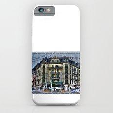 Geneva -  Switzerland iPhone 6s Slim Case