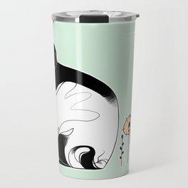 Gentle Moo Travel Mug