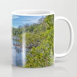 Idyllic River View Coffee Mug