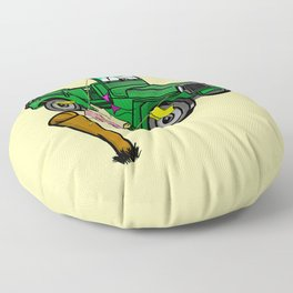 4WD Floor Pillow