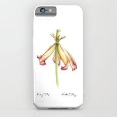 Fading Tulip iPhone 6s Slim Case