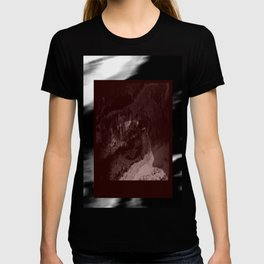Abstract - Grey Rare Film Clippings T-shirt