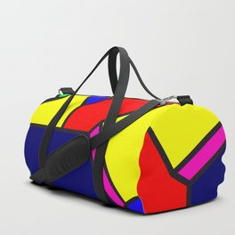 Abstract Art #4 Duffle Bag