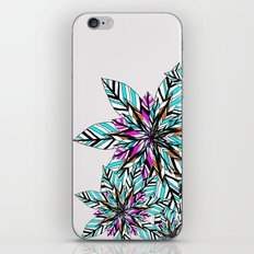 Meet in the Middle iPhone & iPod Skin