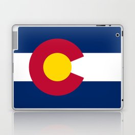 Colorado State Flag Laptop & iPad Skin