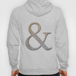 French Ampersand Hoody