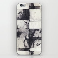 Made of Stone iPhone & iPod Skin