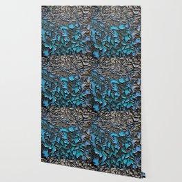 Peeling Paint Wallpaper