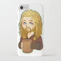 fili iPhone & iPod Cases featuring Fili by angryorangecat