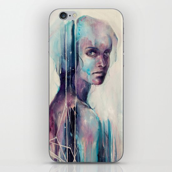 acquiescenza iPhone & iPod Skin