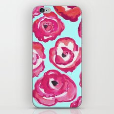 Rose Blooms iPhone & iPod Skin