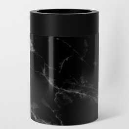 Black Marble Can Cooler