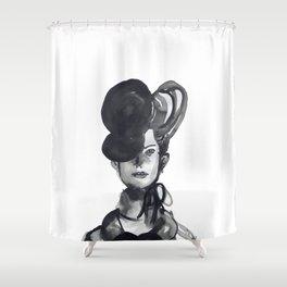 Woman XY 101 Shower Curtain