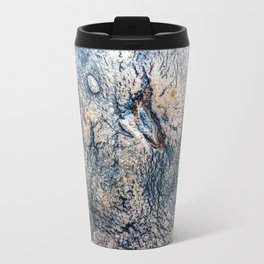 Cirrus Clouds: Close up #3 Travel Mug