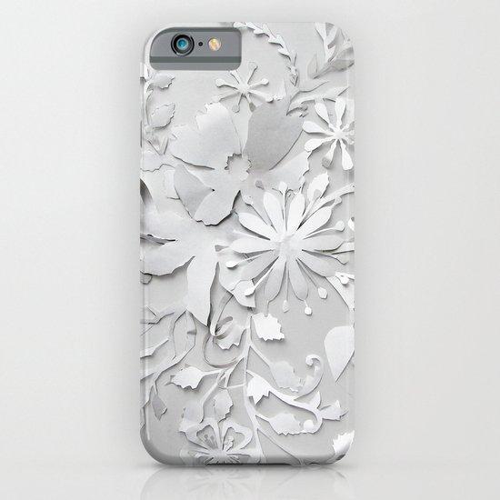 Elegant White iPhone & iPod Case