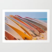 What's Your Surf Art Print