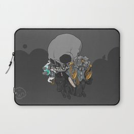 The Four Horsemen of the Apocalypse (Black) Laptop Sleeve