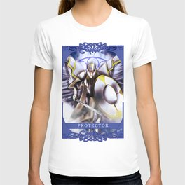 Wings Of Faith : Protector T-shirt